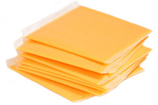 processed cheese slices